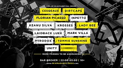 Mixmash Records ADE Labelnight 2017